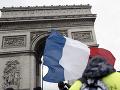 Francúzsky Senát prijal protivandalský zákon: Kritici hovoria o veľkej kontroverzii