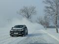 Perinbaba ešte nepovedala posledné slovo: FOTO Pripravte sa na ďalšiu snehovú nádielku