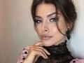 Nechýba ani riaditeľka súťaže krásy Karolína Chomisteková.