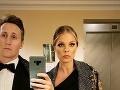 Na Ples v opere sa vybrali aj manželia Matej a Veronika Cifrovci.