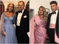 Prvé momentky z Plesu v opere 2019: Kollárova dcéra (17) s pohárom v ruke, Evelyn ako ružová diskoguľa... Kövešová išla s TÝMTO na hlave!