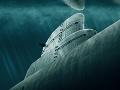 Obyvatelia na pobreží Francúzska sa nestačili čudovať: Pred očami sa im objavila ponorka