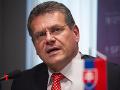 Podpredseda Európskej komisie (EK) pre Energetickú úniu Maroš Šefčovič.