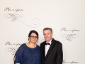 Kováčová Mariana, prezidentka správnej rady Koalície pre deti Slovensko, laureátka ocenenia Krištáľové krídlo za rok 2013 v kategórii Filantropia s manželom