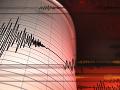 Zemetrasenie vyvolalo paniku: Otrasy vychádzali z hĺbky asi 10 kilometrov