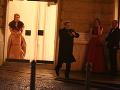 Vlado Černý nechal svoju ženu vo dverách samu.