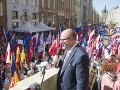 VIDEO Panika v susednom Poľsku: Starostu mesta Gdansk napadol muž s nožom