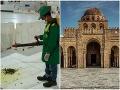 FOTO Sväté mesto čelí nepríjemnému teroru, obťažuje veriacich: Hovorí o ňom aj Biblia!