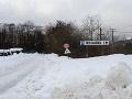 Sever Slovenska bojuje s mimoriadnou situáciou: Silný vietor a sneh spôsobujú veľké problémy
