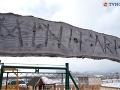 Roztrhané poníky vo Veľkej Lomnici.