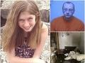 Odhalenie v prípade nájdeného dievčaťa: FOTO Únoscovho domu, polícia vyslovila mrazivé slová