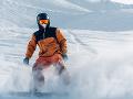 Na horách nafúkal a napadol nový sneh: Trvá mierne lavínové nebezpečenstvo