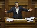 FOTO Tsipras prežil vlastnú smrť a zostáva na tróne: Jeho ďalšie kroky sú celkom evidentné