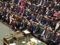Horná komora parlamentu sa vzdala: Návrhu k odchodu Británie z EÚ nestojí už nič v ceste