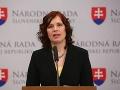 Kauza dotácií pokračuje: OĽaNO podáva trestné oznámenie a žiada odvolanie ministerky
