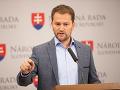 Mikloško a Mistrík neuvítali návrh Matoviča o spoločnom rokovaní troch kandidátov na prezidenta