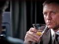 Alkoholik James Bond? Šokujúca