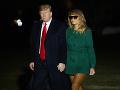 Trump škrtol zahraničné cesty amerických poslancov: Výnimku počas krízy dostala prvá dáma
