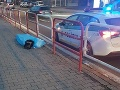 FOTO Smrť na zastávke v Bratislave: Muž nečakane skolaboval, záchranári boli bezmocní