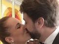 A pred Novým rokom herečka stihla aj svadbu. Áno povedala priateľovi na Mestskom úrade vo Vajnoroch.