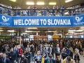 Hlavná stanica v Bratislave.