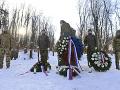 V obci Hejce spomínali na obete leteckého nešťastia: Zahynuli pri ňom desiatky Slovákov