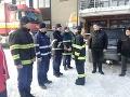 Dychberúce VIDEO z ťažkého boja s bielym peklom na Orave, prezident hasičov má slzy v očiach