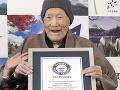 Vo veku 113 rokov zomrel najstarší muž na svete