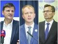 Opozícia chce mať jedného kandidáta na prezidenta: Hrozí, že Kotleba a Harabin sa dohodnú!