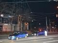 VIDEO Na D1 vyčíňal šialenec: Nočná naháňačka v centre Bratislavy, padli aj výstrely!