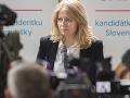 Šokujúci prezidentský prieskum: Ak by sa Mistrík vzdal, do druhého kola by postúpila Čaputová so Šefčovičom