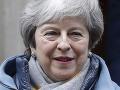 Odchod Británie z EÚ sa už posúvať nebude: Mayová predstavila ďalší postup, žiadne poplatky