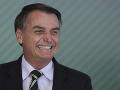 Bolsonaro so žiadosťou na Macrona: Ak prestane s urážkami, je ochotný hovoriť o pomoci G7
