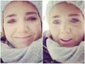 Vondráčková poslala fanúšikom mrazivý pozdrav: Oči má plné bolesti!