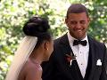 Manželia sa prvýkrát uvidia a zoznámia až na svadbe. Ich vlastnej.