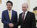 Šinzó Abe a Vladimir