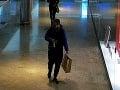FOTO Vybral sa na nákup, no platiť sa neunúval: Pomôžte polícii identifikovať zlodeja