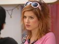 Zuzana Norisová hrala v roku 2006 v seriáli Letiště.