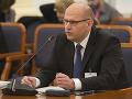 Kandidát na ústavného sudcu Martin Javorček: Neviem tolerovať klamstvo a nespravodlivosť