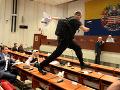 Prišiel o akreditáciu a obhajoval Kočnera, chce sa stať prezidentom: Profil Martina Daňa