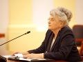 Verejné vypočutie absolvovala šéfka najvyššieho súdu Daniela Švecová