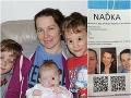 Trinásty deň zúfalstva: FOTO Z Ľubošových slov mrazí, Nadeža je stále nezvestná, polícia pátra