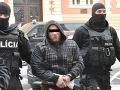 Obvinení Vladimír M. a Roman O.