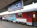 Ďalší problém s vlakmi: Rýchlik z Košíc meškal pre poruchu skoro 2 hodiny