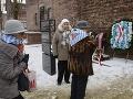 74. výročie od oslobodenia tábora Auschwitz-Birkenau: Protestovali desiatky poľských nacionalistov
