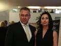 Marek Ťapák s manželkou Katkou