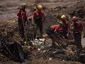 Brazílske úrady v pohotovosti: Hrozí pretrhnutie hrádzí, stovky ľudí v ohrození