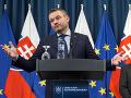 Pellegrini sa zastal Glváča: Komunikácia nesúvisela s trestnou činnosťou Zsuzsovej