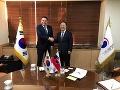 Minister Kažimír pokračuje v pracovnej návšteve: Zásadné stretnutie na ázijskej pôde