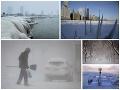 V USA je mrazivejšie ako na severnom póle: Vyhlásili stav núdze, teploty klesli k -50 stupňom